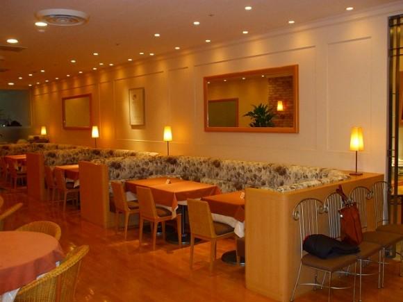 レストラン店内改装例