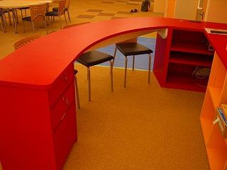 オリジナルカウンター家具