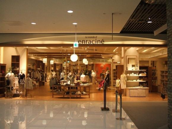 衣料品店内装工事及び家具、什器製作取付例